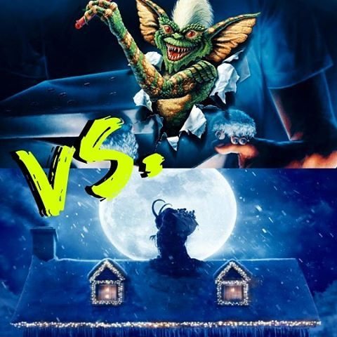 Gremlins Christmas.Christmas Creatures Krampus Vs Gremlins Head To Head