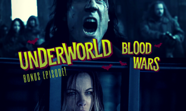 Underworld: Blood Wars; Drive Home From The Drive-in
