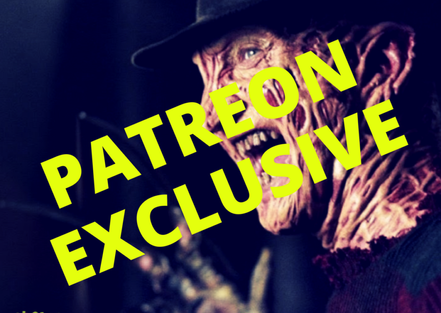 Commentary From The Crypt; Nightmare on Elm Street (PATREON EXCLUSIVE)