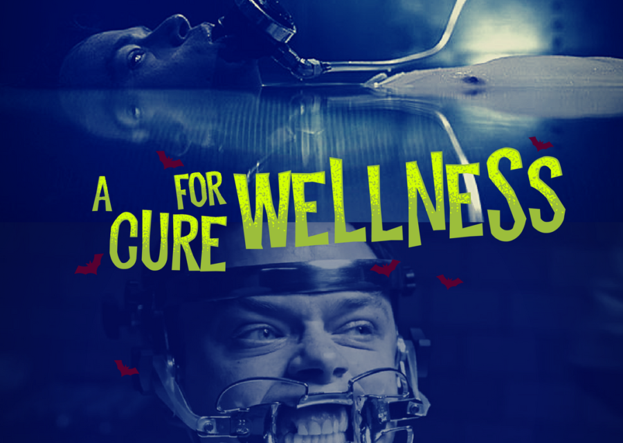 A Cure For Wellness; Drive Home From The Drive-in