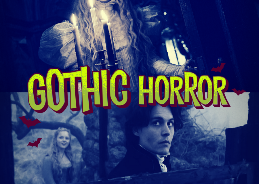 Gothic Horror; Crimson Peak vs. Sleepy Hollow (Head-to-Head)