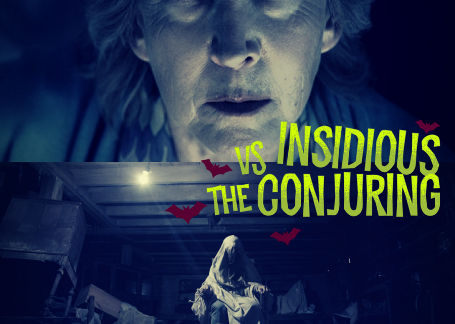 Into The Further; The Conjuring vs. Insidious (Head-to-Head)