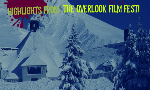 BONUS! You've Always Been Here; Highlights From The Overlook Film Festival
