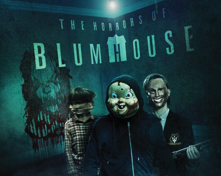 The Horrors of Blumhouse to Descend on Halloween Horror Nights!