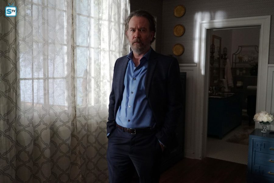 Timothy Hutton Joins Cast of Netflix Series THE HAUNTING OF HILL HOUSE