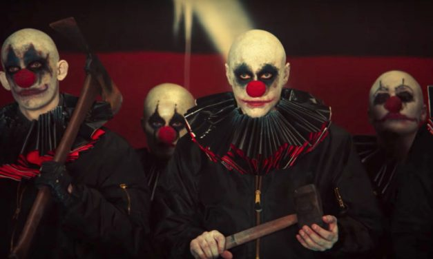 Watch the Opening Credits of AMERICAN HORROR STORY: CULT Right Now!
