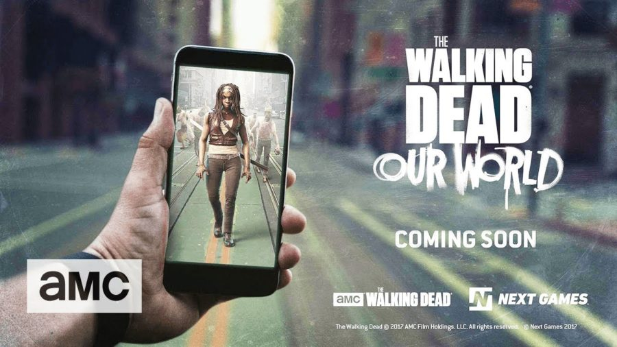 THE WALKING DEAD is Getting a Pokemon Go Style Game App