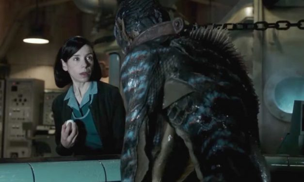 [Making a Monster] Romancing The Merman in Guillermo del Toro's THE SHAPE OF WATER