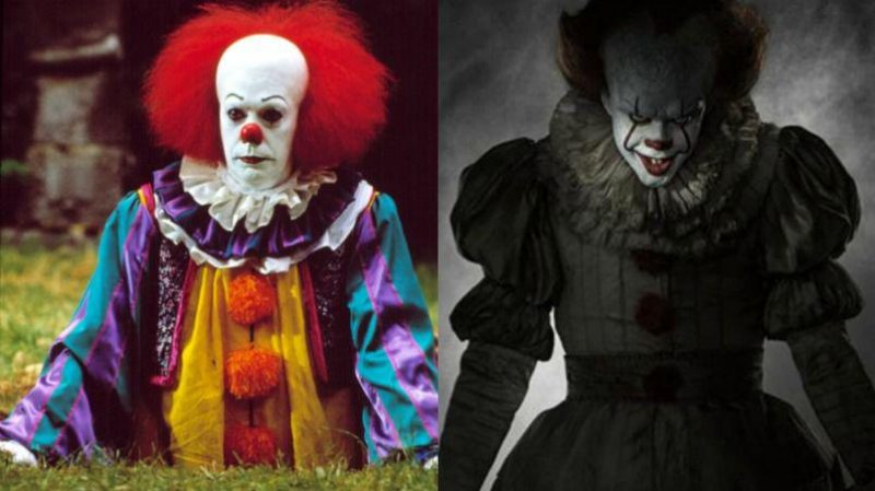it movie pennywise the clown
