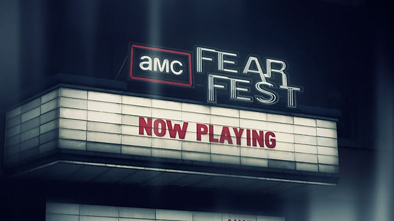 Get Ready For a Halloween Horror Binge with AMC's FEAR FEST 2018