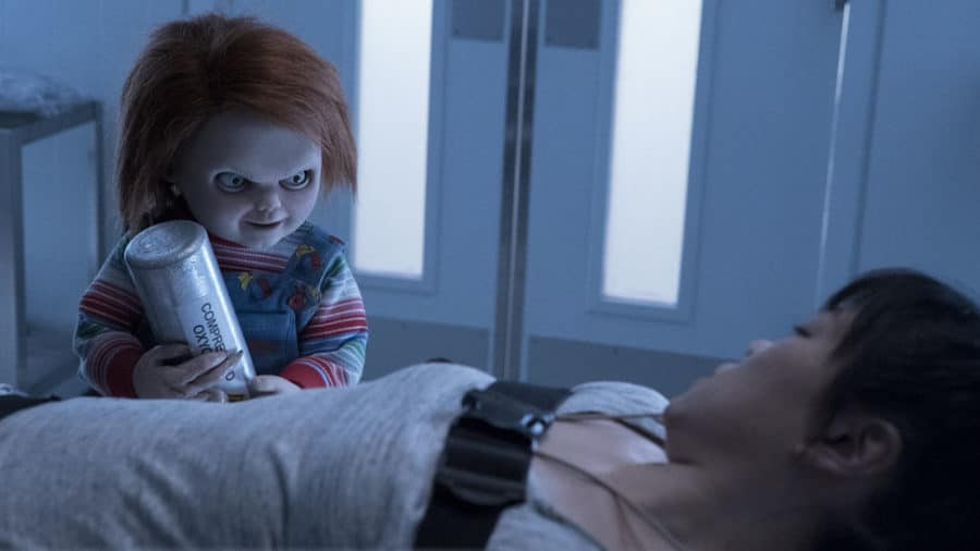 First Look at CULT OF CHUCKY in New Stills and Behind-the-Scenes Images!