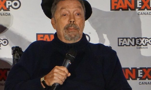 Voices and Villians: An Afternoon with Tim Curry