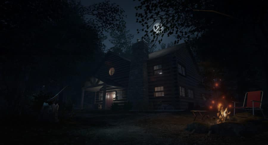 FRIDAY THE 13TH: THE GAME Virtual Cabin 2.0 Launch Trailer Announced