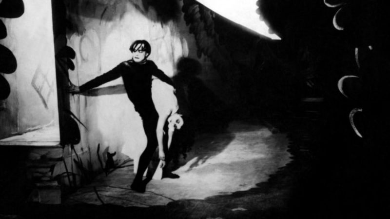 Cabinet of Doctor Caligari turner classic movies halloween