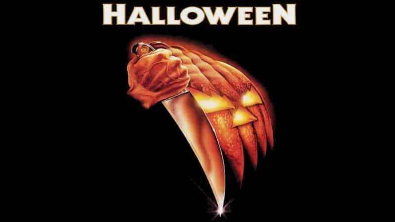 halloween 1978 john carpenter poster art pumpkin title