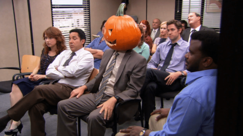 the office halloween special on netflix