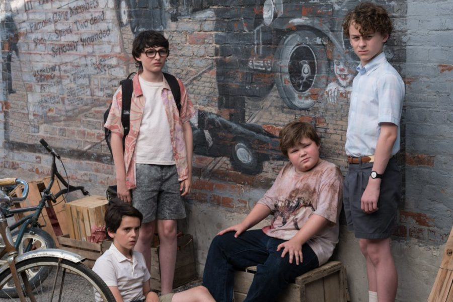 IT: CHAPTER 2 – See the First Photo of the Adult Losers' Club On Set