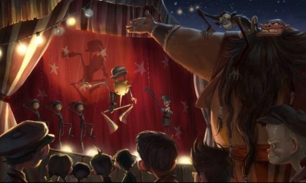 Guillermo del Toro Working on Stop-Motion Pinocchio Movie – Kind Of