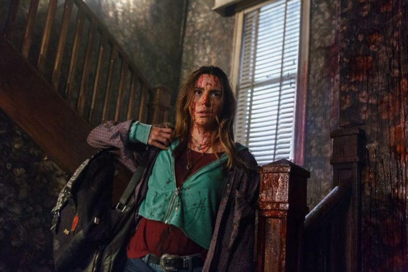 ash vs evil dead daughter brandy
