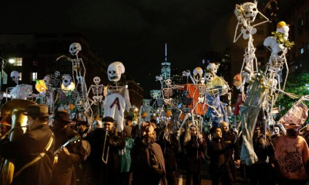 Guide to Attending This Year's Greenwich Village Halloween Parade