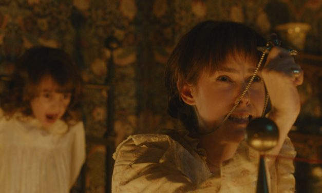 Mother Knows Best: New Trailer for ANGELICA
