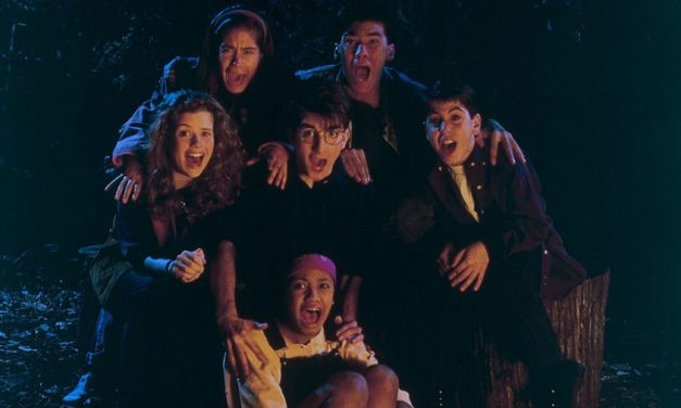 ARE YOU AFRAID OF THE DARK? Coming to Theatres…AND TELEVISION!
