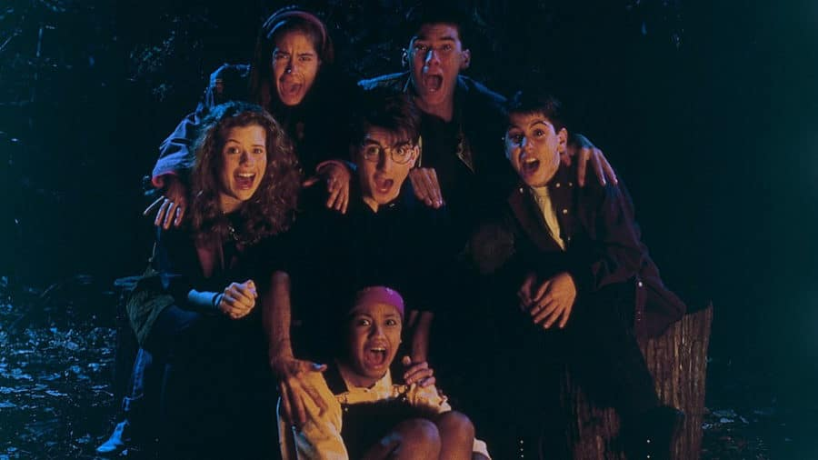 The 10 Scariest Moments of ARE YOU AFRAID OF THE DARK?