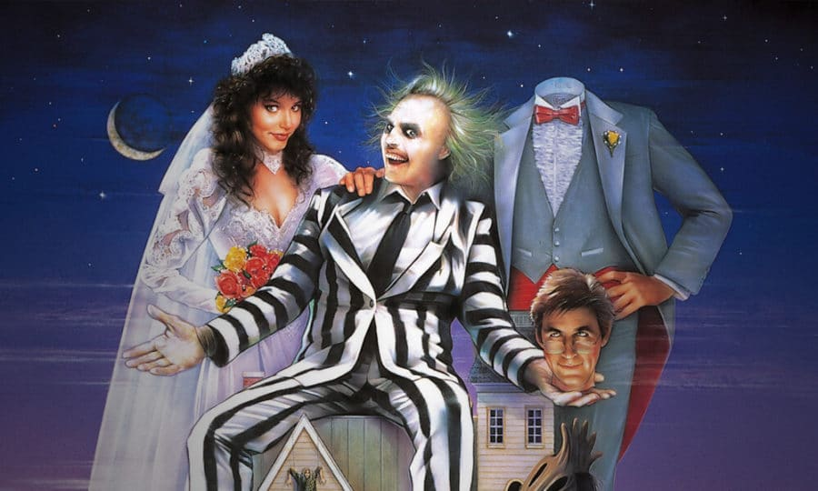 It S Showtime Beetlejuice 2 Lands A New Writer
