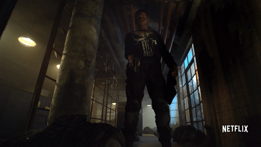 [Trailer] THE PUNISHER Reveals New Release Date