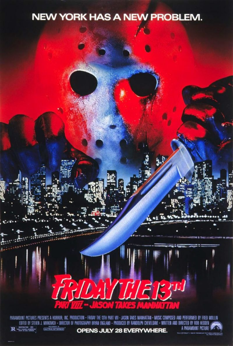 From Sharp to Dull; The Top 13 FRIDAY THE 13TH Films