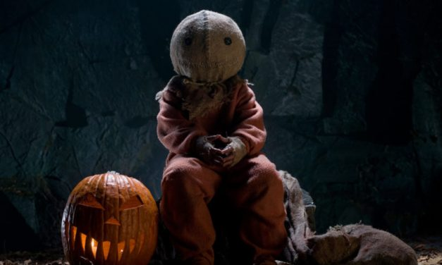 His Night, His Rules: TRICK 'R TREAT Officially Joins Halloween Horror Nights 2018
