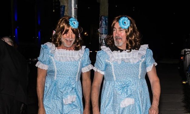 ROUND UP: Here Are The Best Celebrity Halloween Costumes for 2017