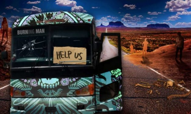 Crowd-Funded PARTY BUS TO HELL Drops Red Band Trailer