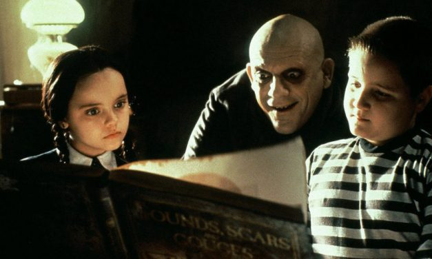THE ADDAMS FAMILY Reboot Moves Forward, Adds Director!