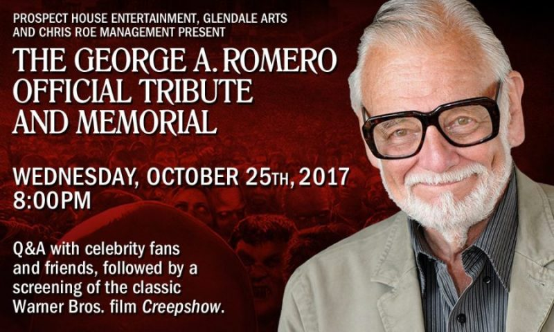 george a romero tribute