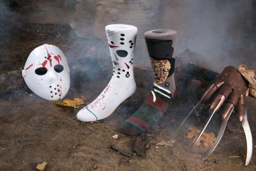 Terrifying Toes! New 'Legends of Horror' Sock Collection from Stance