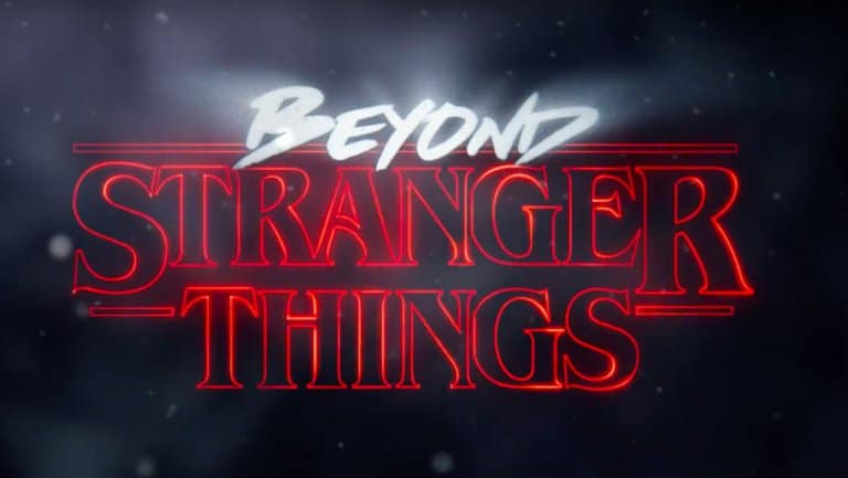 Netflix Announces STRANGER THINGS After-Show, BEYOND STRANGER THINGS