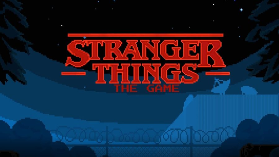 Play The STRANGER THINGS Mobile Game Right Now!