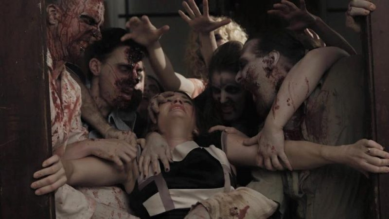 night of the living dead: rebirth zombies