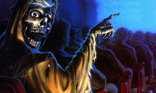 How Excited Are You For Shudder's CREEPSHOW Anthology Series??