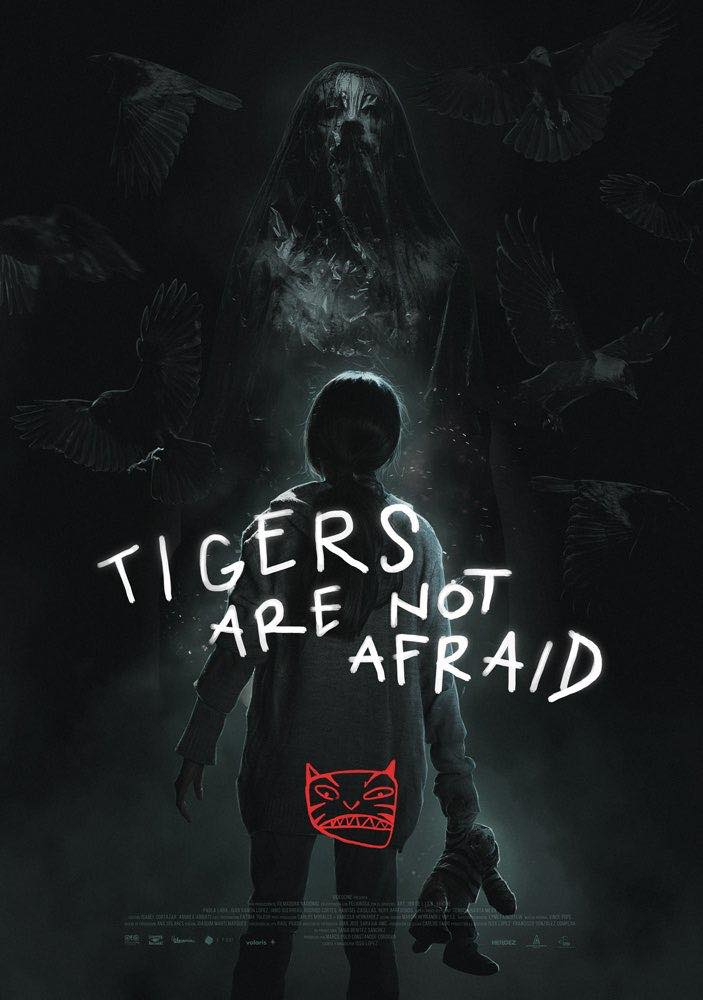 Festival Hit TIGERS ARE NOT AFRAID Finally Hitting Theaters this August!
