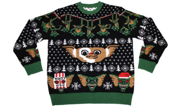 Bring the Horror to Your Holiday With MIDDLE OF BEYOND Sweaters