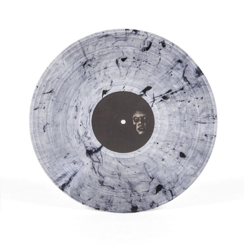 The Exorcist Clear Smoke Vinyl