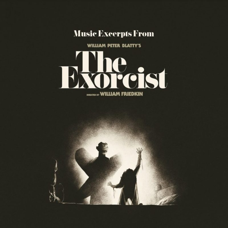 The Exorcist Soundtrack Vinyl Artwork