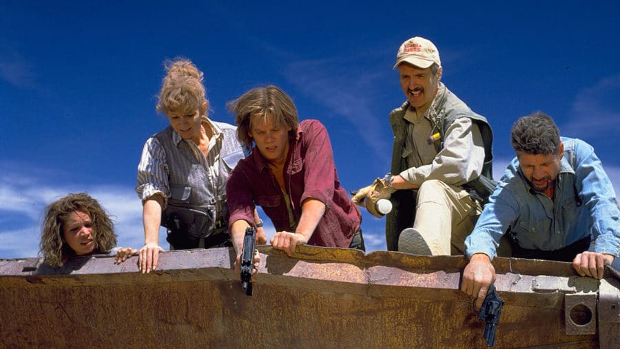 Filming Wraps on TREMORS TV Pilot, Kevin Bacon Shares Behind-the-Scenes