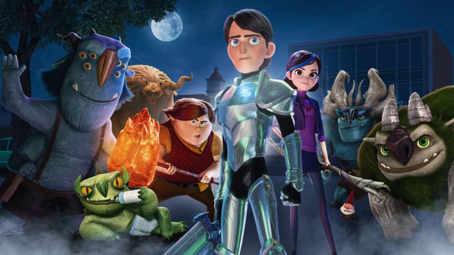 Guillermo del Toro's TROLLHUNTERS Returns to Netflix