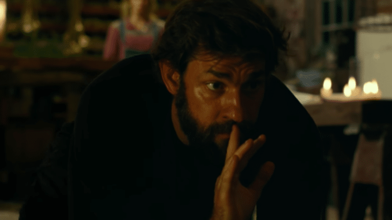 """John Krasinski Calls A QUIET PLACE Sequel """"A Continuation Of Living In That World"""""""