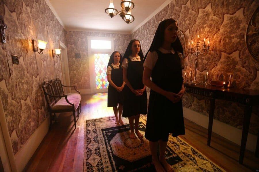 Darren Lynn Bousman's ST. AGATHA Aquired by Octane Entertainment