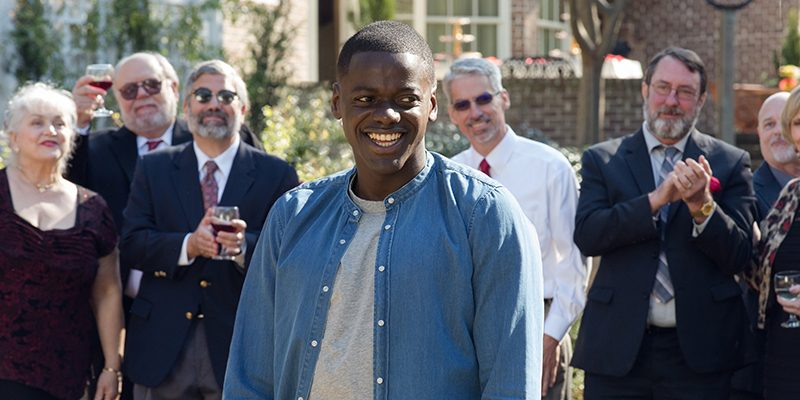 Daniel Kaluuya as Chris in 2017's Get Out