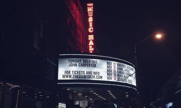 [Review] John Carpenter's Anthology Tour is Synth-Sesational!